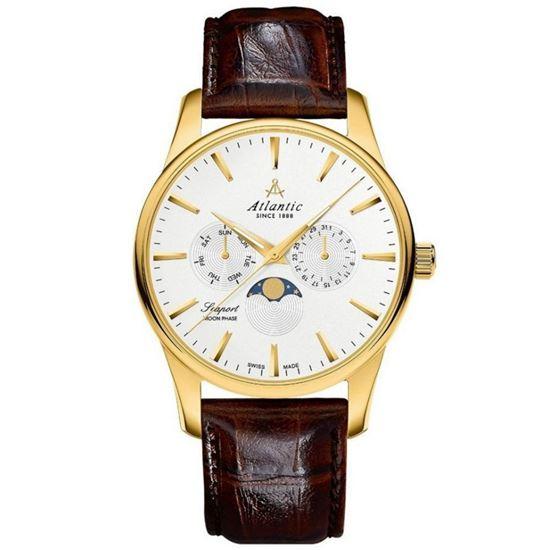 خرید آنلاین ساعت مردانه آتلانتیک AC-56550.45.21