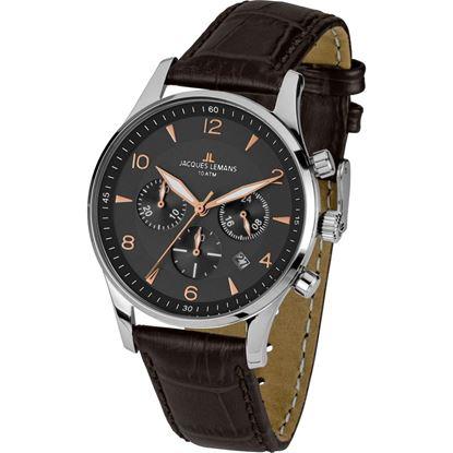 خرید آنلاین ساعت اورجینال ژاک لمن 1654F