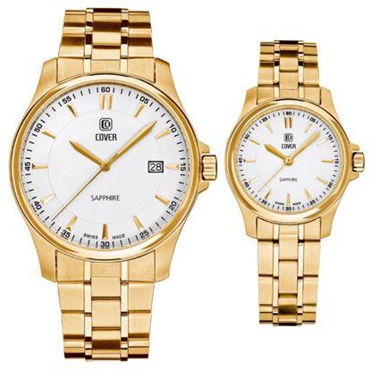 خرید آنلاین ساعت اورجینال و ست کاور CO137.04 و CO138.04