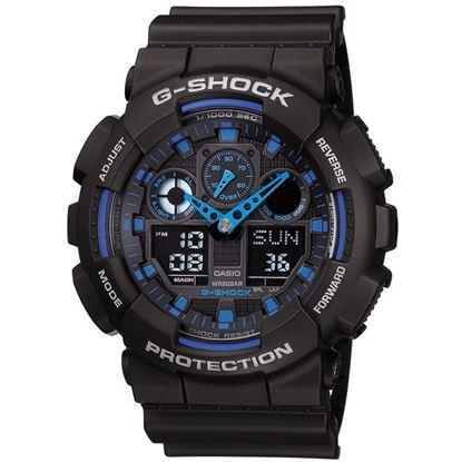 خرید ساعت مچی کاسیو GA-100-1A2DR