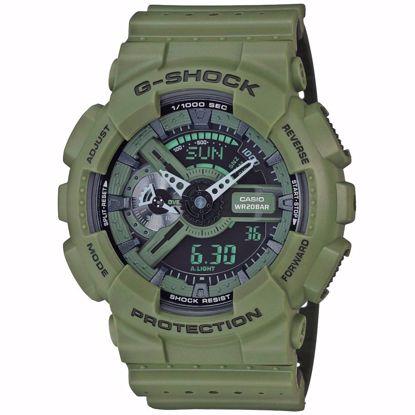 خرید آنلاین ساعت اورجینال کاسیو GA-110LP-3ADR