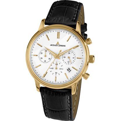 خرید آنلاین ساعت اورجینال ژاک لمن N-209B