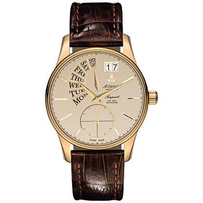 خرید آنلاین ساعت مردانه آتلانتیک AC-56351.45.91
