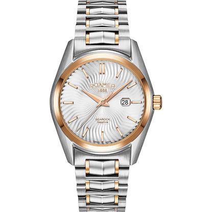 خرید اینترنتی ساعت اورجینال roamer 203844-49-05-20