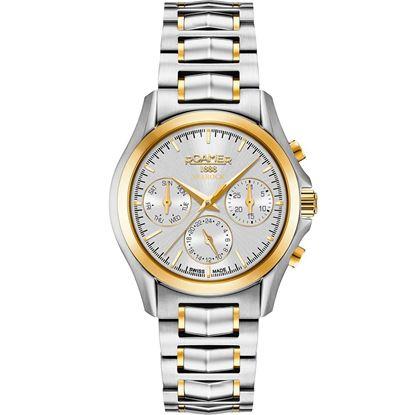خرید اینترنتی ساعت اورجینال roamer 203901-47-15-20