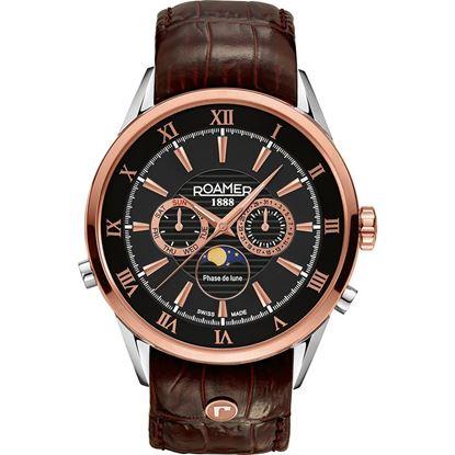 خرید اینترنتی ساعت اورجینال roamer 508821-49-53-05