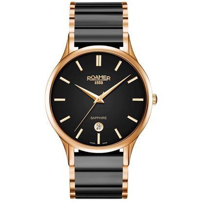 خرید اینترنتی ساعت اورجینال roamer 657833-49-55-60