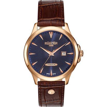 خرید اینترنتی ساعت اورجینال roamer 705856-49-45-07