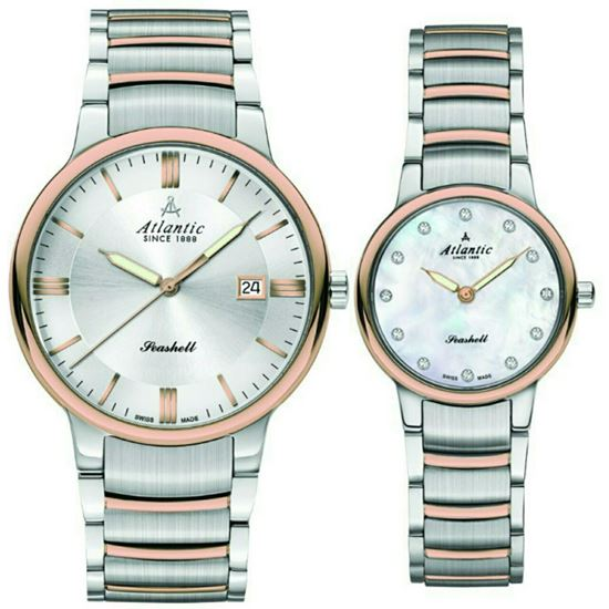 خرید آنلاین ساعت اورجینال آتلانتیک AC-66355.43.21R