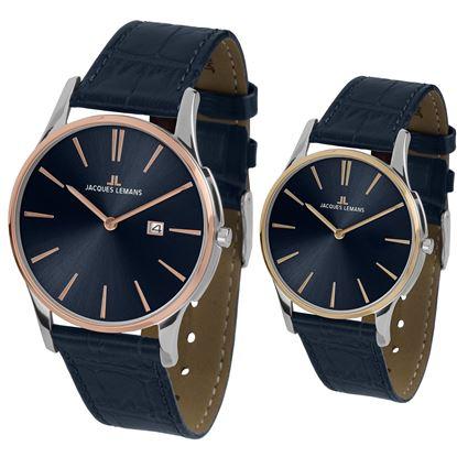 خرید آنلاین ساعت اورجینال ژاک لمن 1936G و 1938G