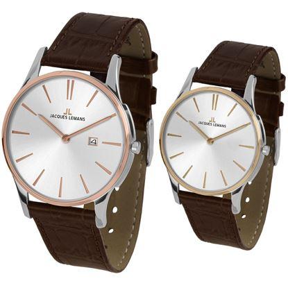 خرید آنلاین ساعت اورجینال ژاک لمن 1936F و 1938F