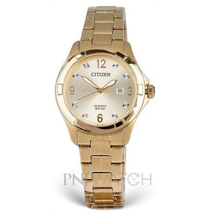 خرید اینترنتی ساعت اورجینال سیتی زن EU6082-52P
