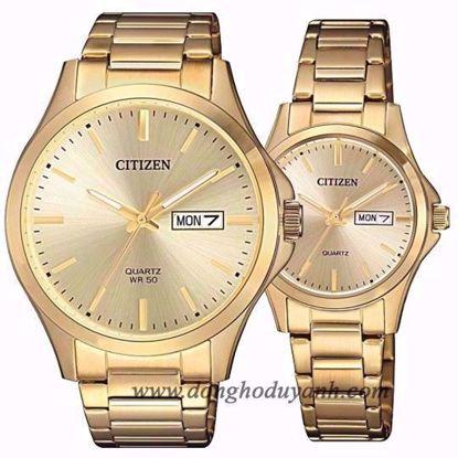 خرید اینترنتی ساعت اورجینال سیتی زن BF2003-84P و EQ0593-85P