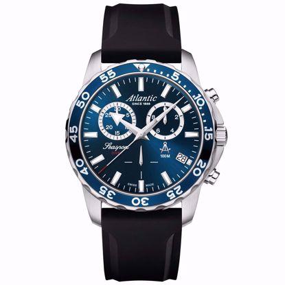خرید اینترنتی ساعت مچی اورجینال آتلانتیک AC-87462.42.51PU