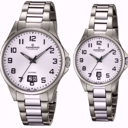 خرید آنلاین ساعت ست کاندینو C4607-1 و C4608-1