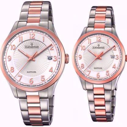 خرید آنلاین ساعت ست کاندینو C4609-1 و C4610-1