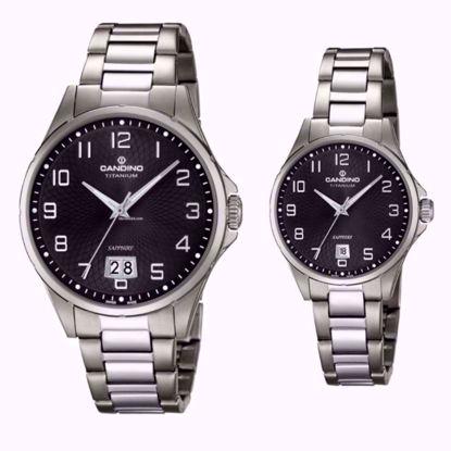 خرید آنلاین ساعت ست کاندینو C4607-4 و C4608-4