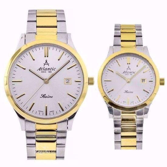 خرید آنلاین ساعت ست آتلانتیک AC-22346.43.21 و AC-62346.43.21