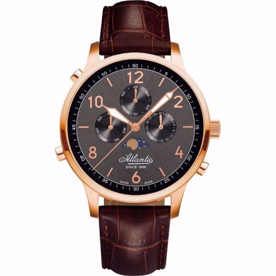 خرید آنلاین ساعت مردانه آتلانتیک AC-68550.44.45R