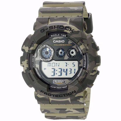 خرید آنلاین ساعت اورجینال کاسیو GD-120CM-5DR