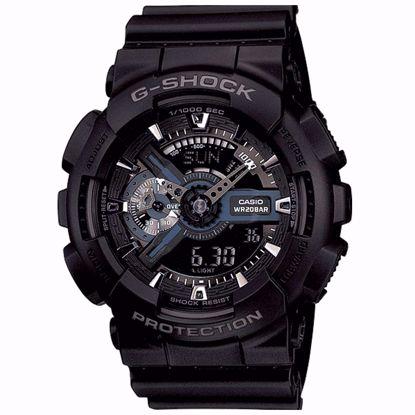 خرید اینترنتی ساعت مردانه کاسیو GA-110-1BDR