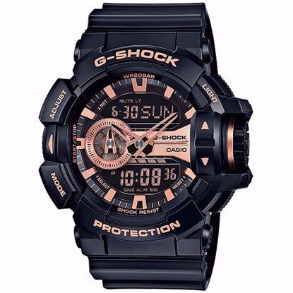 خرید اینترنتی ساعت اورجینال کاسیو GA-400GB-1A4DR