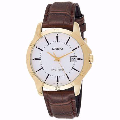 خرید غیرحضوری ساعت اورجینال کاسیو MTP-V004GL-7AUDF