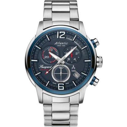 خرید آنلاین ساعت مردانه آتلانتیک AC-87466.47.55