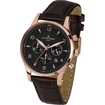 خرید آنلاین ساعت اورجینال ژاک لمن 1654G