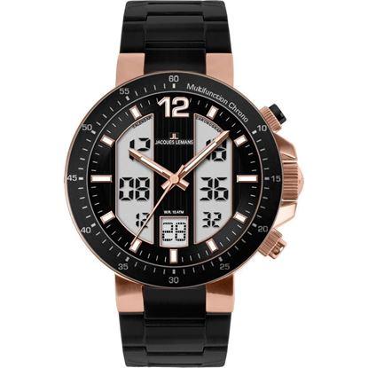 خرید آنلاین ساعت اورجینال ژاک لمن 1726D