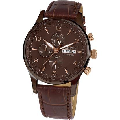 خرید آنلاین ساعت اورجینال ژاک لمن 1844G