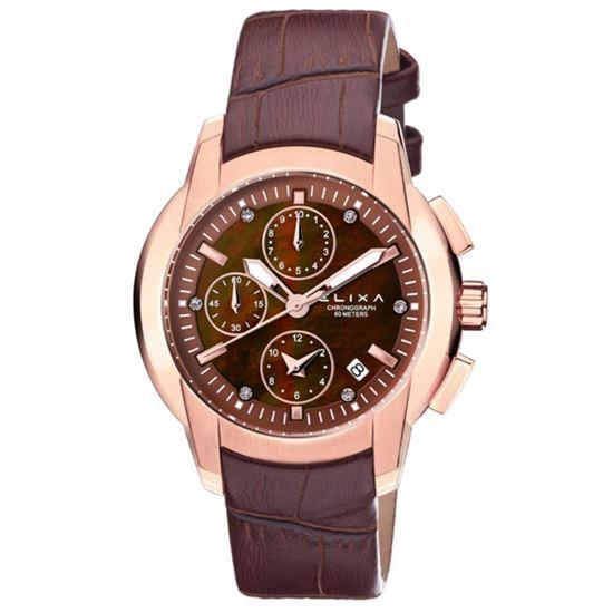 خرید آنلاین ساعت زنانه الیکسا E075-L274