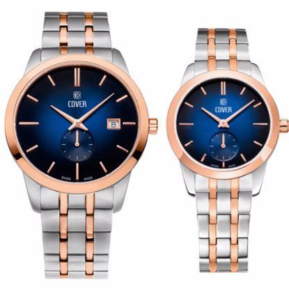 خرید آنلاین ساعت اورجینال کاور CO194.02 و CO195.02
