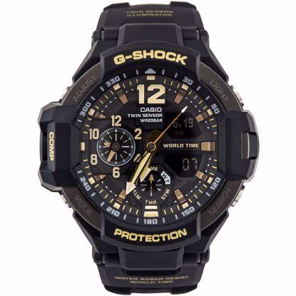 خرید آنلاین ساعت اورجینال کاسیو GA-1100GB-1ADR