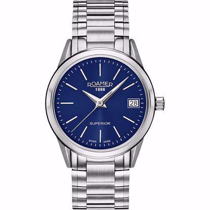 خرید اینترنتی ساعت اورجینال roamer 508856-41-45-50