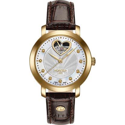 خرید اینترنتی ساعت اورجینال roamer 556661-48-19-05