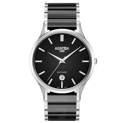 خرید اینترنتی ساعت اورجینال roamer 657833-41-55-60