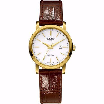 خرید اینترنتی ساعت اورجینال roamer 709844-48-25-07