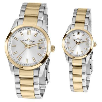 خرید آنلاین ساعت اورجینال ژاک لمن 1811D & 1868D