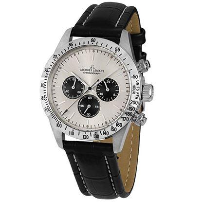 خرید آنلاین ساعت اورجینال ژاک لمن N-1557B