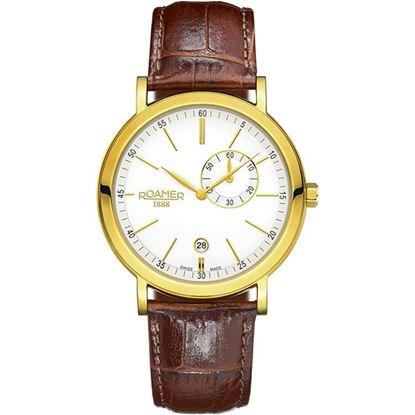 خرید اینترنتی ساعت اورجینال roamer 934950-48-25-05