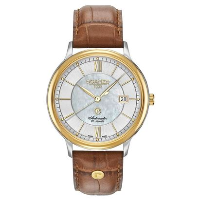خرید اینترنتی ساعت اورجینال roamer 956660-47-13-09