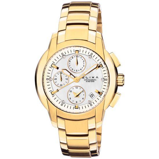 خرید آنلاین ساعت زنانه الیکسا E075-L270