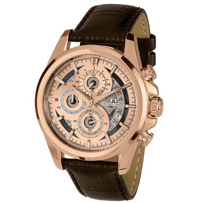 خرید آنلاین ساعت اورجینال ژاک لمن 1847D