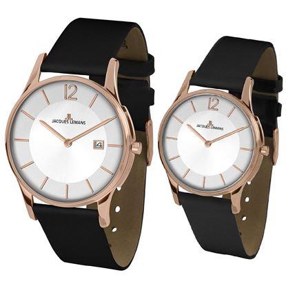 خرید آنلاین ساعت اورجینال ژاک لمن 1850H و 1851H
