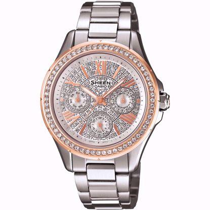 خرید اینترنتی ساعت اورجینال کاسیو SHE-3504SG-7ADR