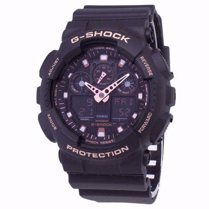 خرید اینترنتی ساعت مردانه کاسیو GA-100GBX-1A4