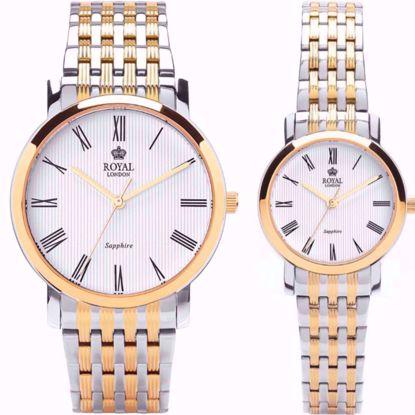 خرید آنلاین ساعت ست رویال R 41265-08 و R 21265-08