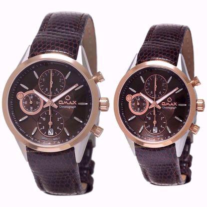 خرید آنلاین ساعت ست اوماکس MG09C55I و ML09C55I