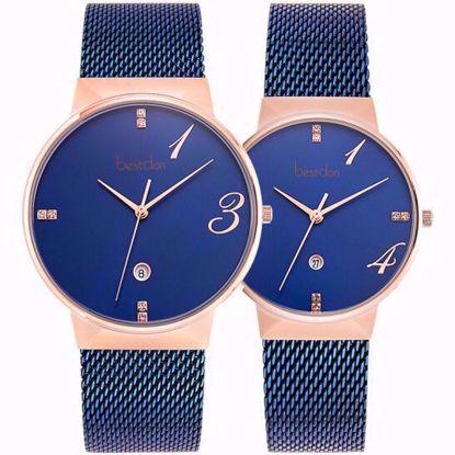 خرید اینترنتی ساعت اورجینال بستدون BD99217G-B02 و BD99217L-B02